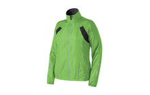 Brooks Essential Run II  jacket Femme NightLife jaune/noir